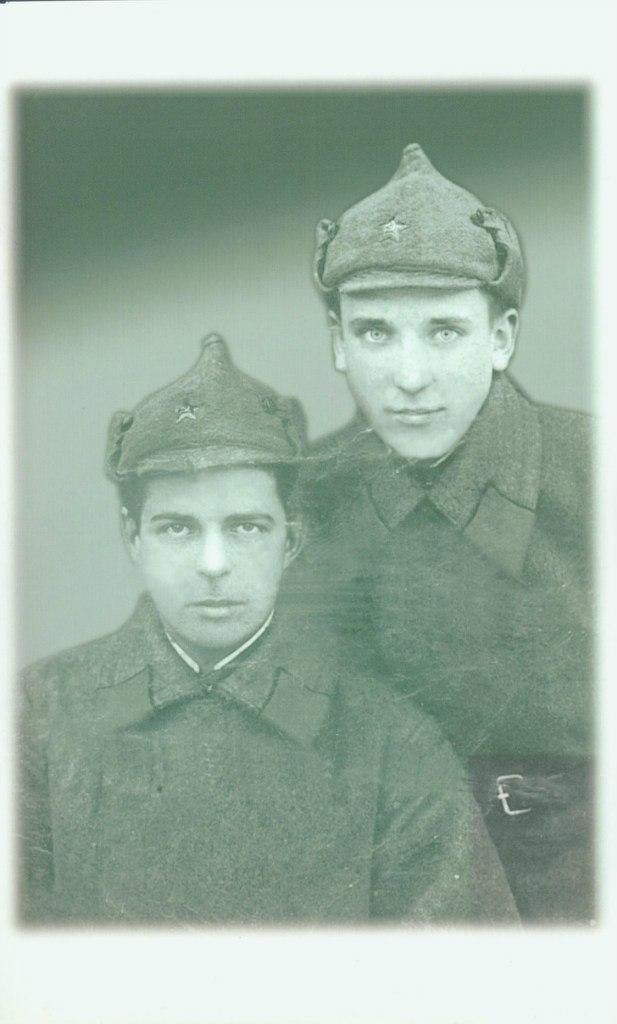 Сокол Пётр Георгиевич (1921-1943)
