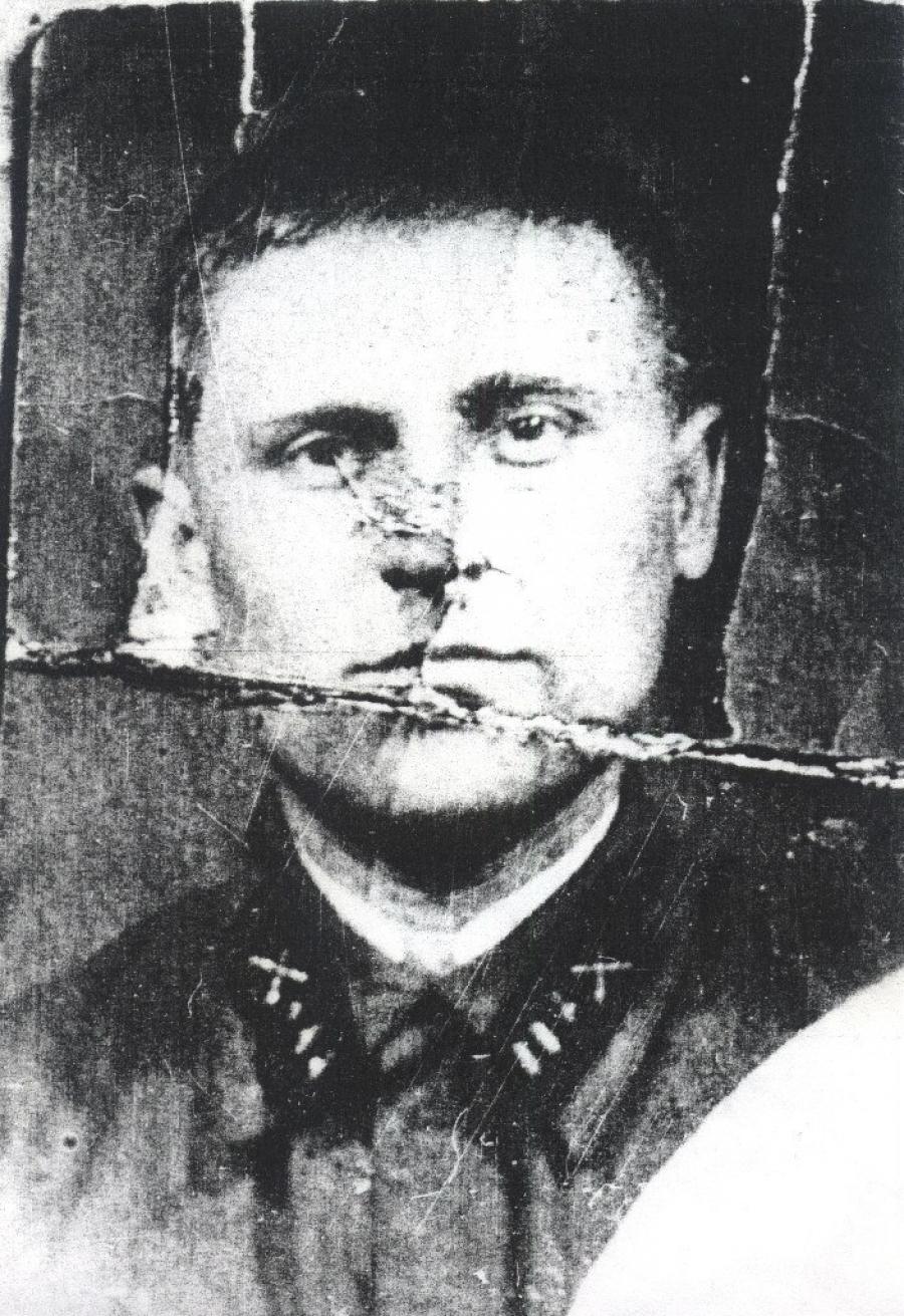 Дианов Николай Владимирович, (1917-1942), Ст.Сержант.г.Томск.