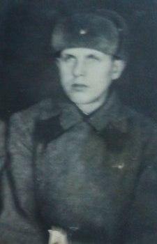 Яковлев Анатолий Дмитриевич, (1907 — 1943), Красноармеец.