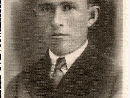 Бристман Исраэль Шолевич (1900-1942), ст. сержант или лейтенант.