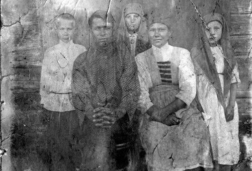 БАЖИН ВАСИЛИЙ КУЗМИЧ (1907-1941)